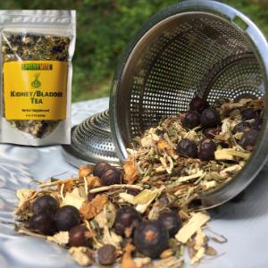 Speedyvite kidney bladder tea urinary tract support cleanse detox