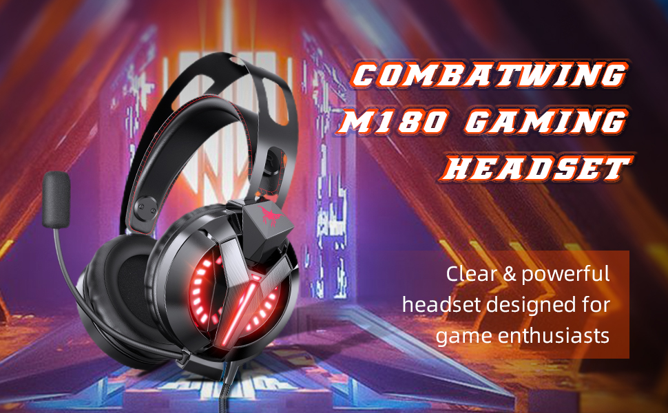 Gaming Headset Xbox One Headset with Stereo Surround Sound,PS4 Gaming Headset