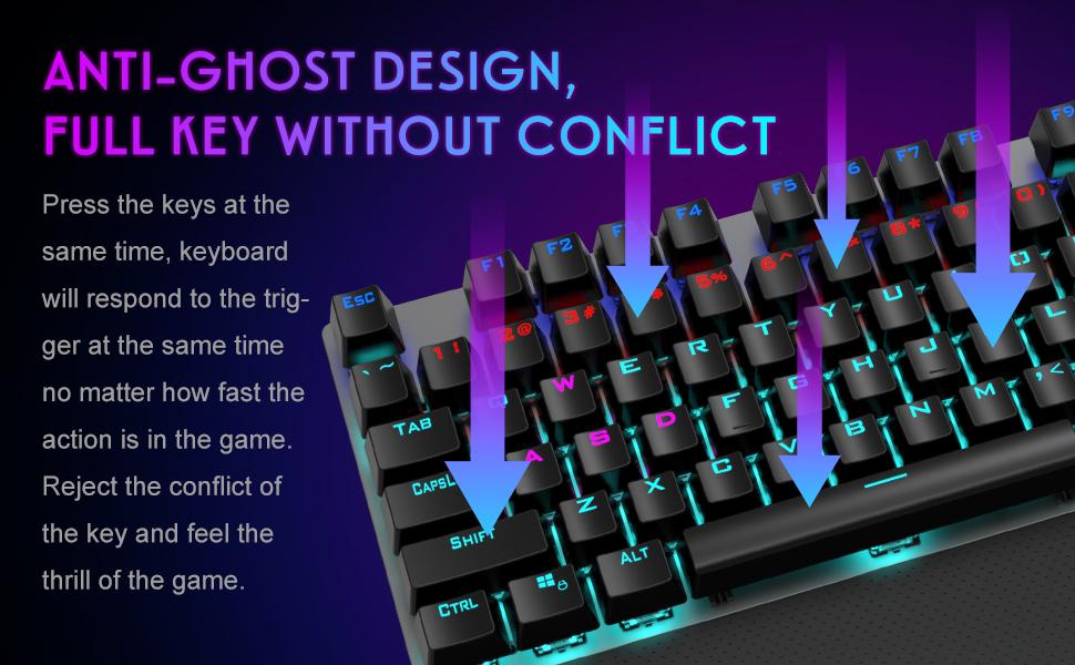 Mechanilcal keyboard