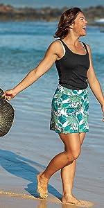Ripskirt, Hawaii, Cover-Up, Wrap, Skirt, Beach, Sun