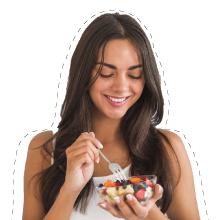 tulsi iron vitamin c