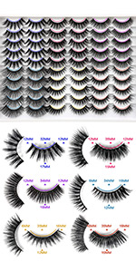 fluffy lashes wholesale lashes bottom lashes eye lashes sets pack eye lashes pack natural