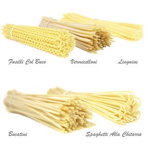 Long Italian PAsta Cuts