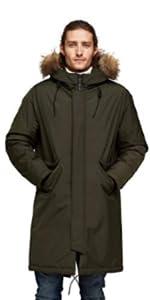 waterproof coat for men