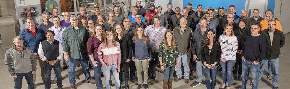 The staff of Gougeon Brothers, Inc., formulator and manufacturer of WEST SYSTEM Epoxies.