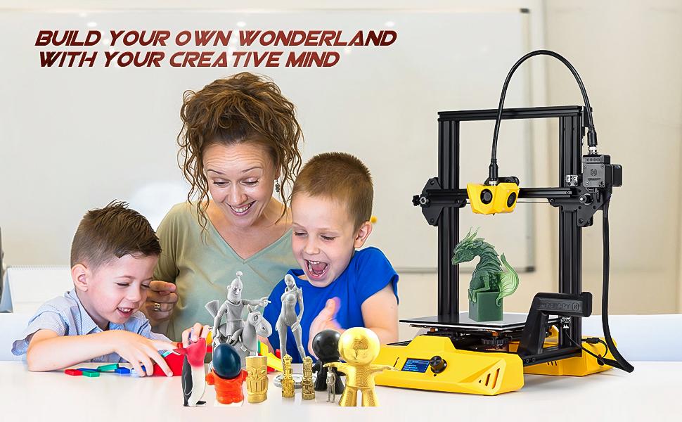 Build your own wonderland