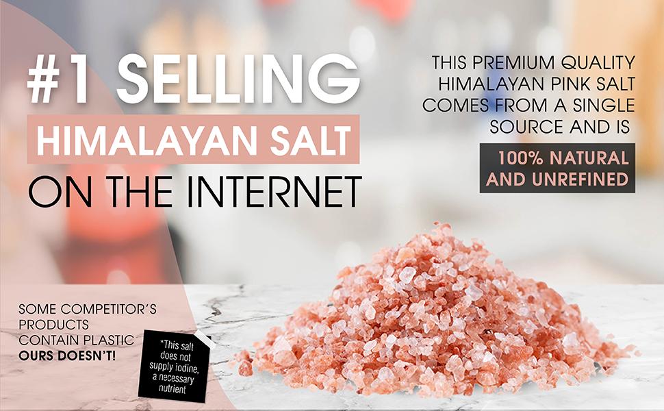 himalyan salt pink Himalayan salt hymalain pink salt himlayan sea salt the spice lab keto salt