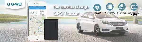 G G-WEI GPs tracker