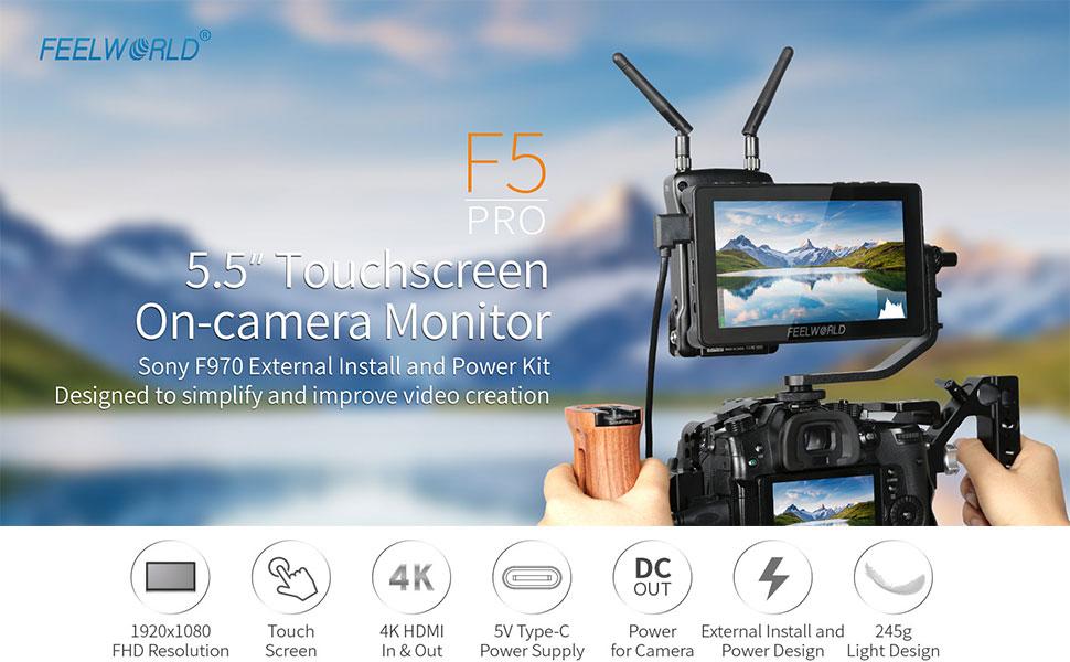 feelworld f5 pro monitor