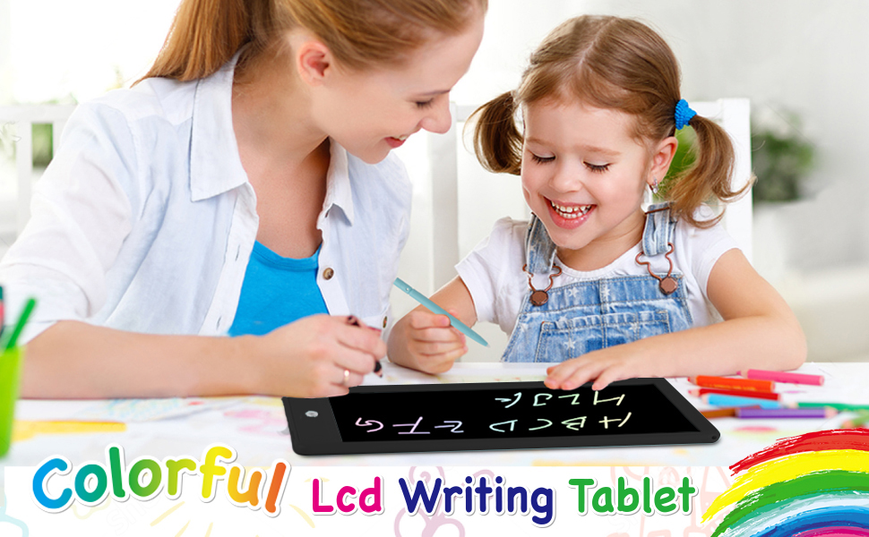 Icd writing tablet