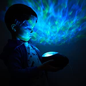 SensoryMoon Projector Night Light