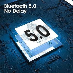 Bluetooth 5.0 No Delay