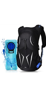 Hydration Pack blackpack