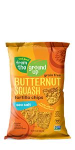 Sea Salt BNS Tortilla Chips