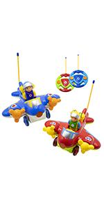 RC Cartoon Toy Race Car