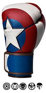 Hayabusa Captain America Boxing Glove