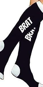 knee high socks abdl brat