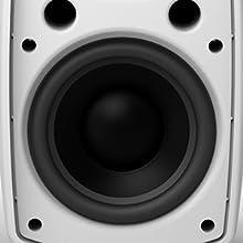 powerful patio speakers