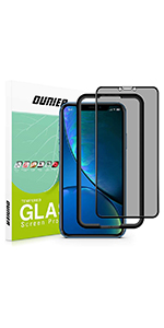 privacy screen protector iphone 11