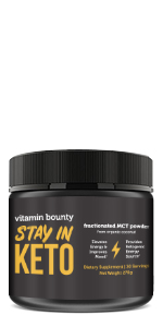 MCT, mct powder, mct oil, keto, healthy fats