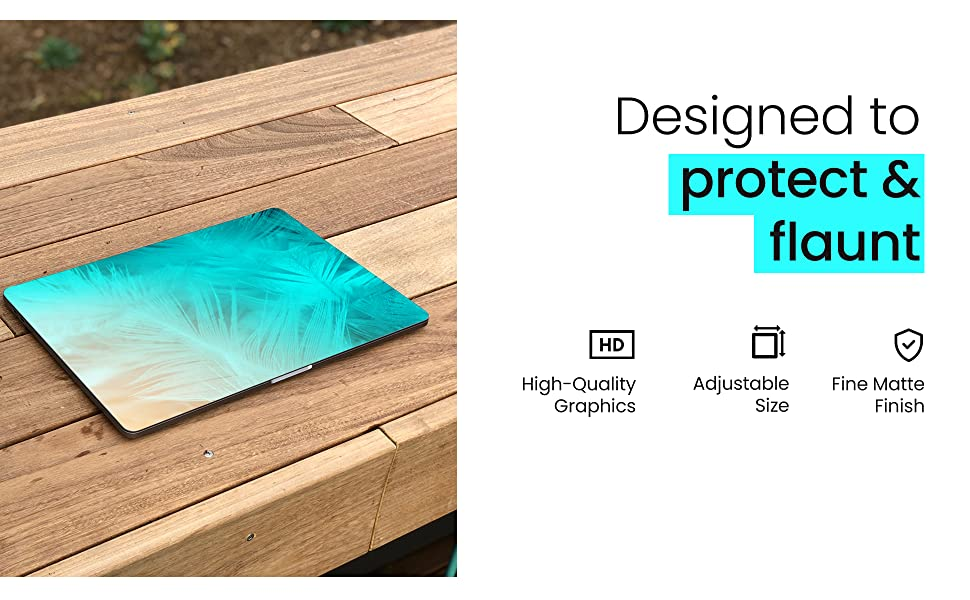 Laptop skin sticker lenovo asus hp dell macbook acer macbook apple microsoft avita surface