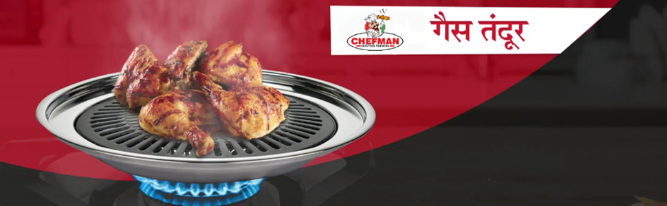 Chefman Gas grill