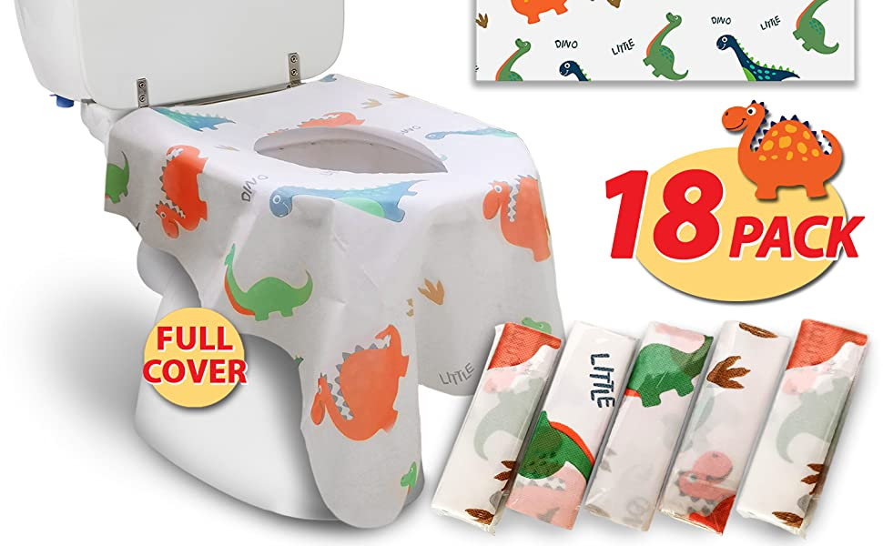 disposable toilet seat covers for toddlers kids