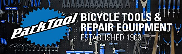 Park Tool bicycle bike shop professional repair maintenance tools equipment wall pegboard