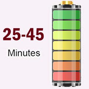 Batería recargable de iones de litio de 2200 mAh