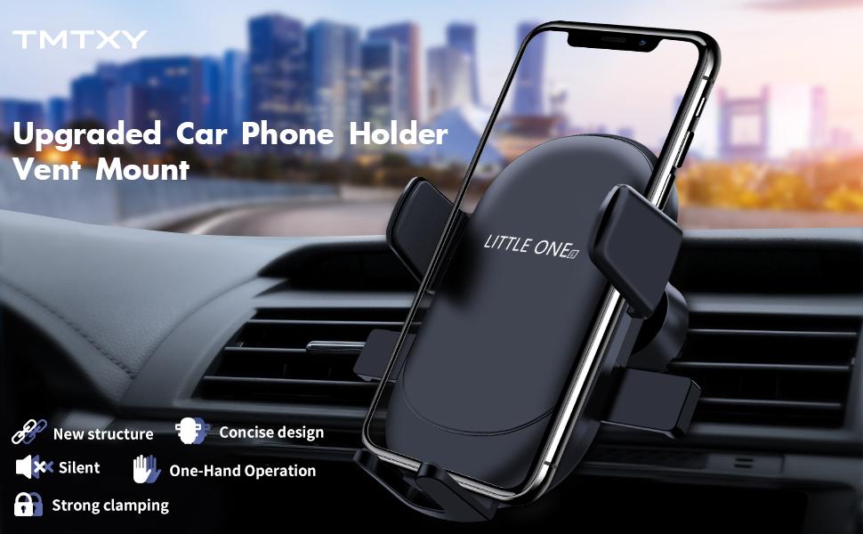 TMTXY Car Phone Holder Vent Mount phone holder for car