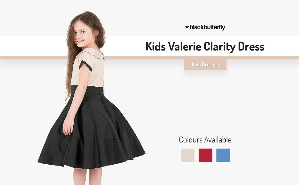 Kids Valerie Clarity Dress