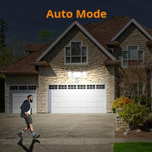 motion sensor light outdoor