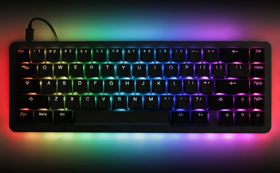 Amazon com: Massdrop ALT Mechanical Keyboard (Cherry MX