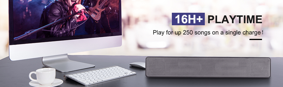 computer sound bar wireless speakers for computers small speakers for computer