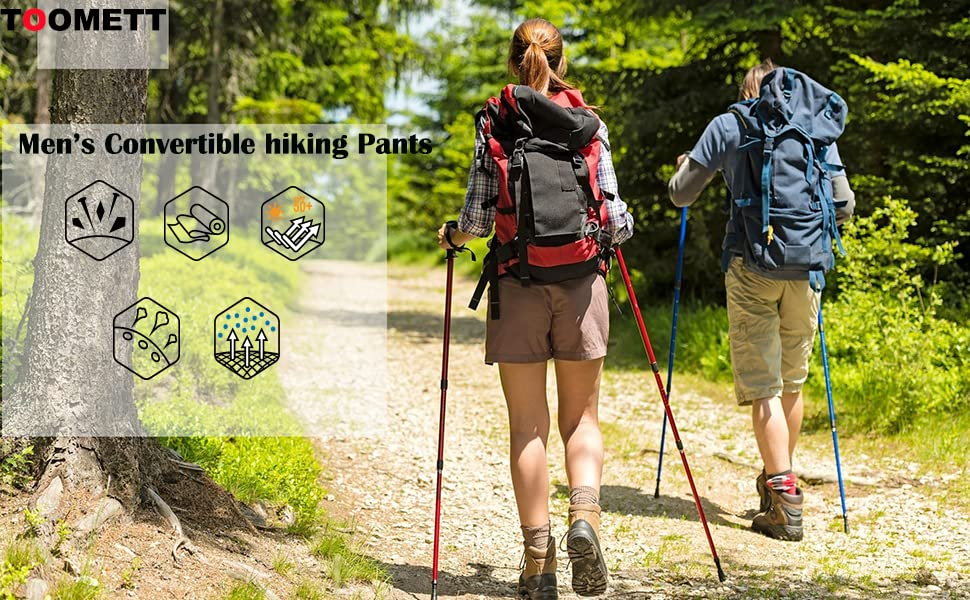 convertible pants men fishing pants hiking pants cargo pants men quick dry pants men zip off