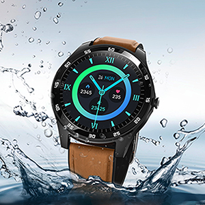 Rogbid GT Smartwatch Heart Rate waterproof