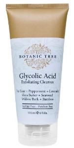 glycolic acid facial