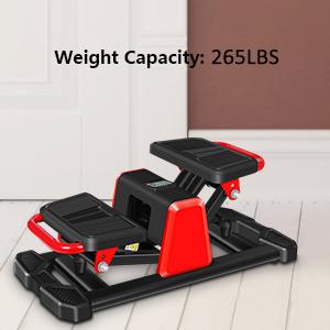 capacity 265LB