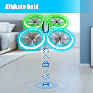 drone altitude hold