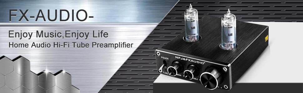 FX-Audio Preamplifier