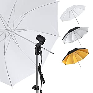 backdrop stand and lighting kit