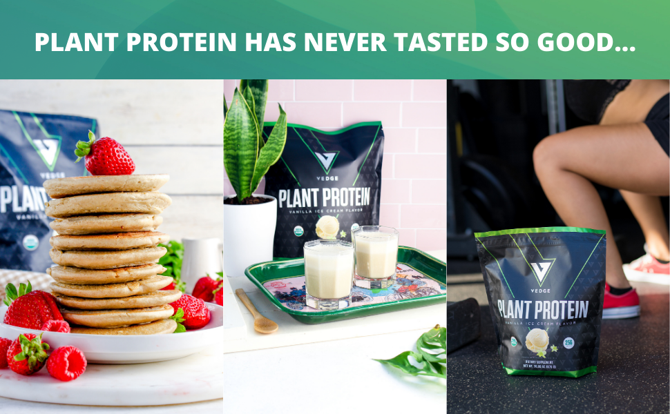 Vedge Nutrition Plant Protein
