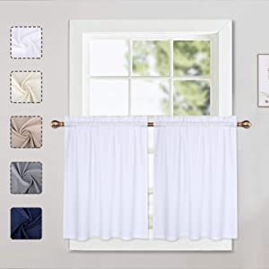 30 inch tier curtains