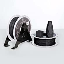 sparkle pla contains 1 kg spool at 1.75 mm filament diameter and dimensional accuracy of +/- 0.03 mm