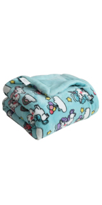 sherpa baby blanket