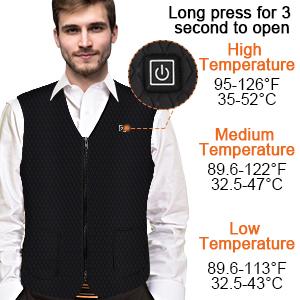 3 Temperature Gears