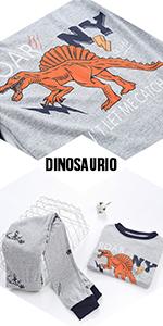 Pijama invierno niño 7 años dinosaurio pijama ropa niño 7 años pijamas niños disfraz dinosaurio