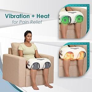 vibration massage with heat