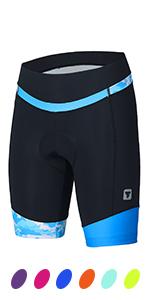 cycling shorts padded women
