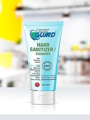 aryanveda body guard hand sanitizer